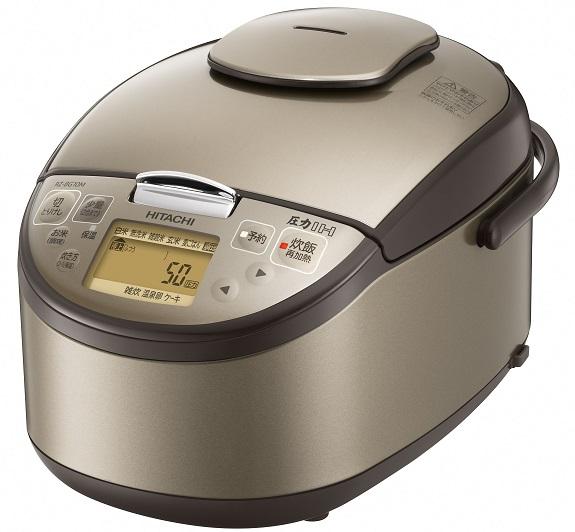 HITACHI 圧力IH炊飯器